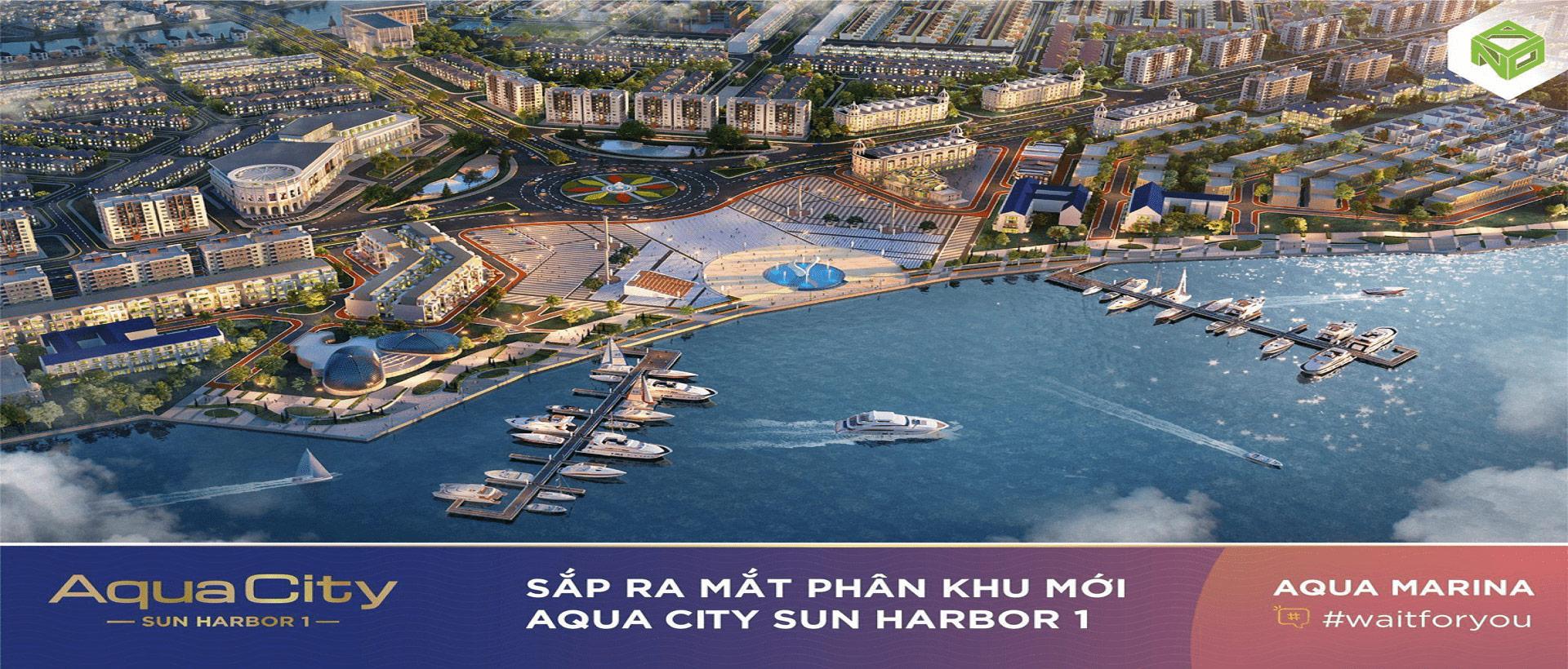 SUN HABOR 1 AQUA CITY ĐỒNG NAI