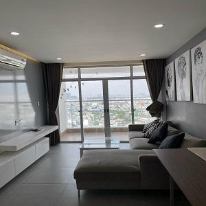 Cho thuê căn hộ 2 phòng ngủ 82 m2 tại chung cư Hoàng Anh Thanh Bình, Quận 7, HCM