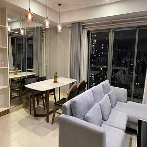 Căn hộ 3 phòng ngủ tại chung cư MASTERI THẢO ĐIỀN cho thuê
