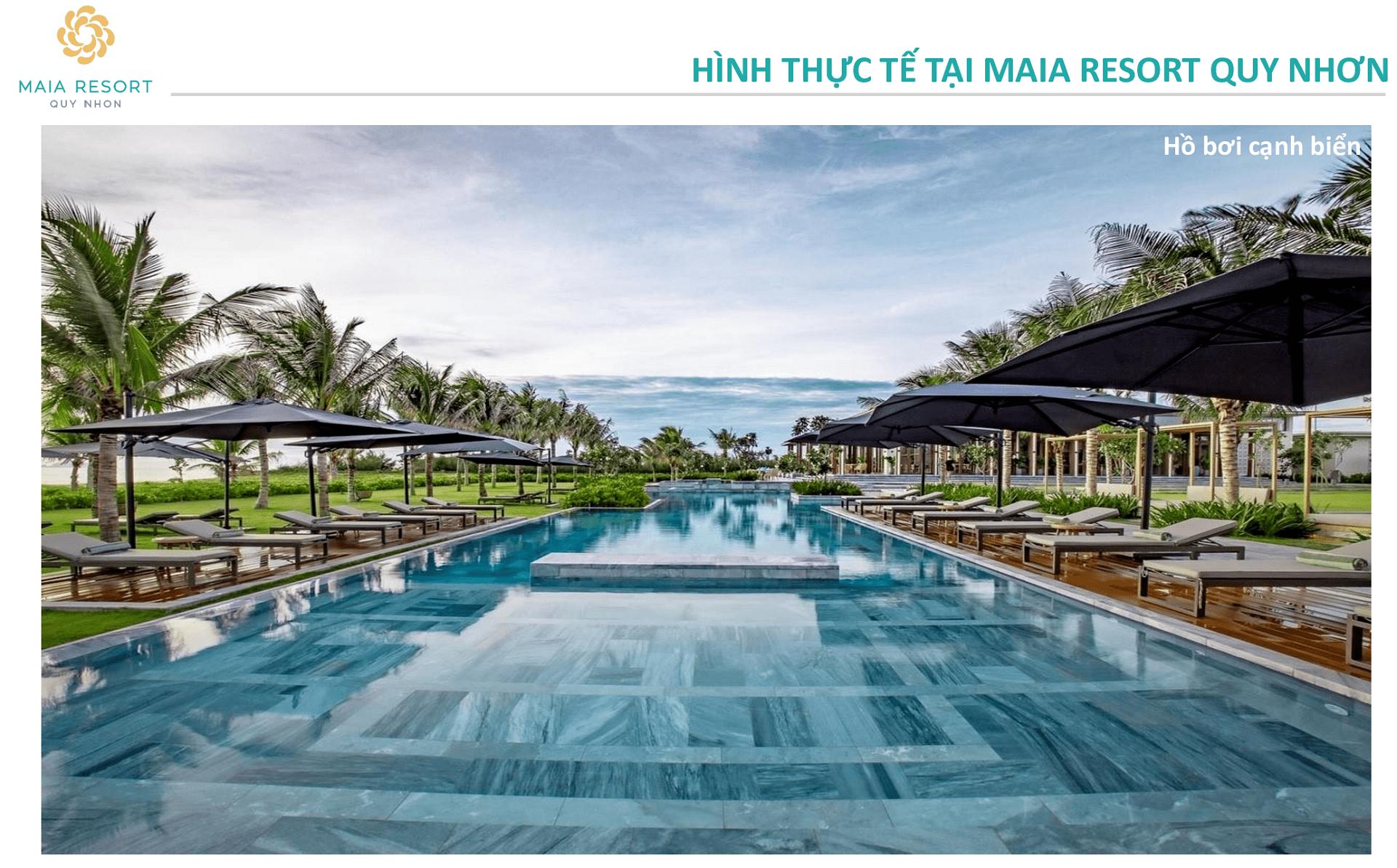 Biệt thự nghỉ dưỡng Maia Resort Quy Nhơn