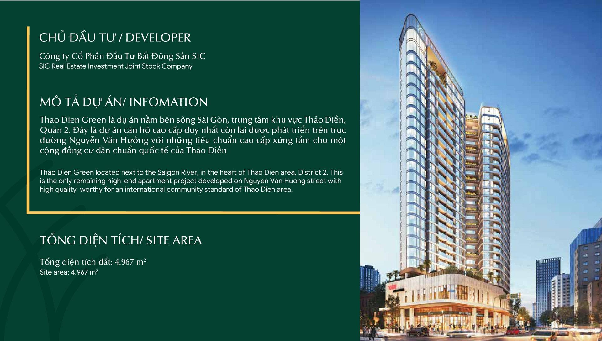 Thảo Điền Green Towers Quận 2