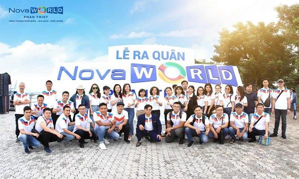 ERA VIỆT NAM Tham Gia Lễ Ra Quân NOVAWORLD Phan Thiết
